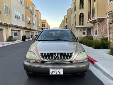 2002 Lexus RX 300 for sale at Hi5 Auto in Fremont CA