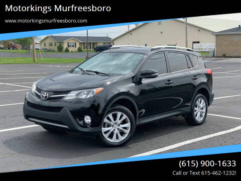 2014 Toyota RAV4 for sale at Motorkings Murfreesboro in Murfreesboro TN