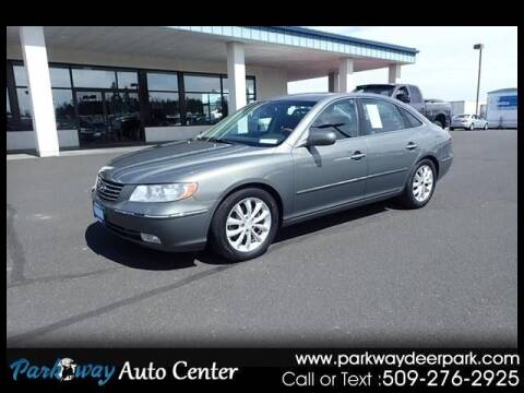 2006 Hyundai Azera for sale at PARKWAY AUTO CENTER AND RV in Deer Park WA