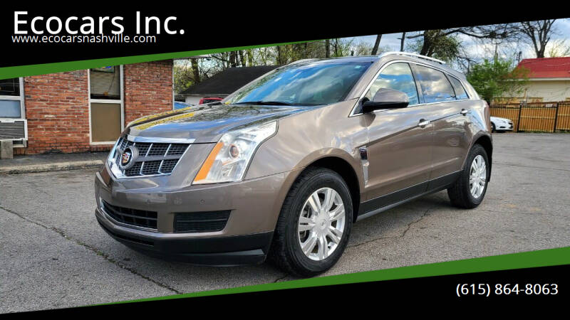 2012 Cadillac SRX for sale at Ecocars Inc. in Nashville TN