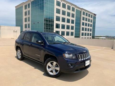 2016 Jeep Compass for sale at SIGNATURE Sales & Consignment in Austin TX