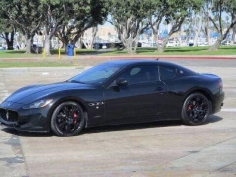 2015 Maserati GranTurismo for sale at Convoy Motors LLC in National City CA