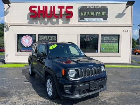 2019 Jeep Renegade for sale at Shults Resale Center Olean in Olean NY