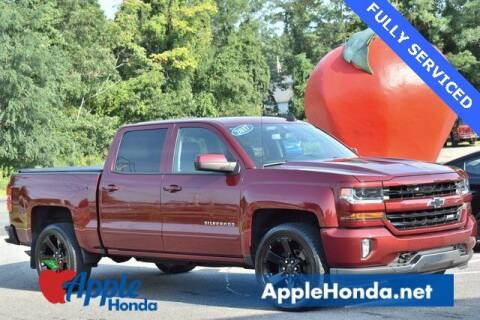2017 Chevrolet Silverado 1500 for sale at APPLE HONDA in Riverhead NY