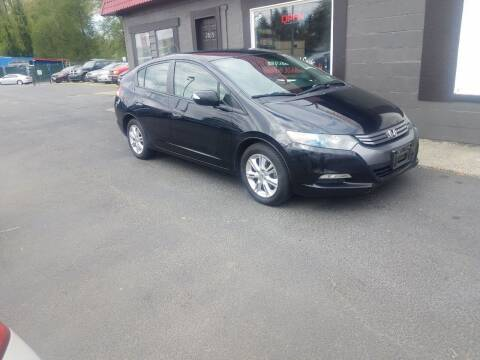 2011 Honda Insight for sale at Bonney Lake Used Cars in Puyallup WA