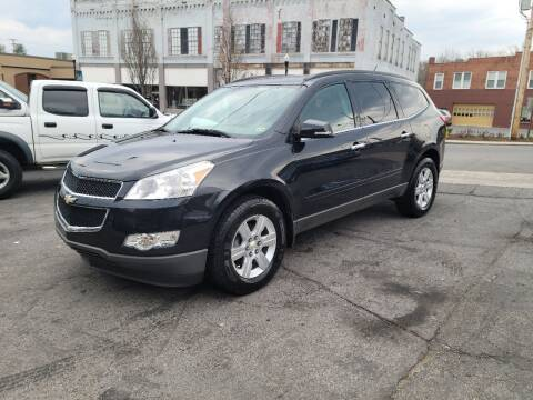 2012 Chevrolet Traverse for sale at East Main Rides in Marion VA