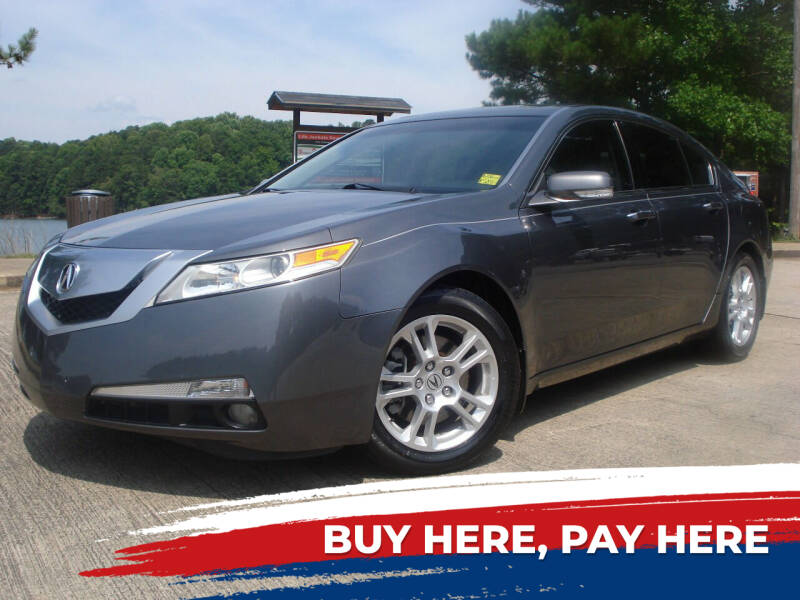 2010 Acura TL for sale at Car Store Of Gainesville in Oakwood GA