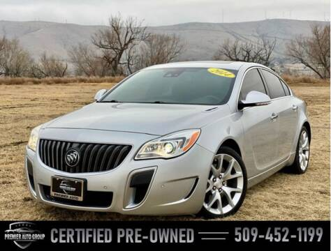 2014 Buick Regal for sale at Premier Auto Group in Union Gap WA