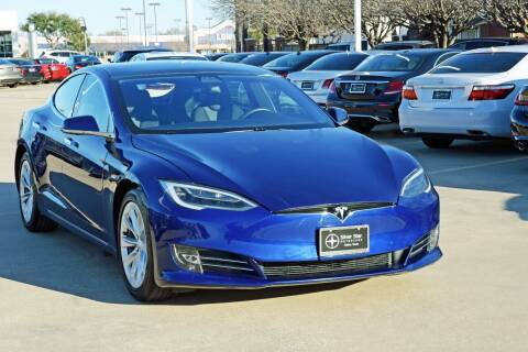 2018 Tesla Model S for sale at Silver Star Motorcars in Dallas TX