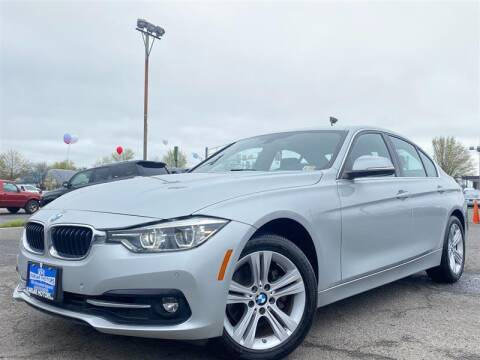 2017 BMW 3 Series for sale at Kargar Motors of Manassas in Manassas VA