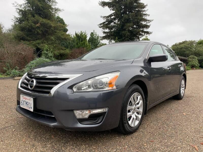 2013 Nissan Altima for sale at Santa Barbara Auto Connection in Goleta CA