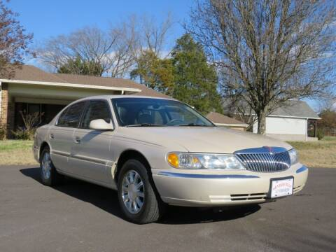 2000 Lincoln Continental for sale at Sevierville Autobrokers LLC in Sevierville TN