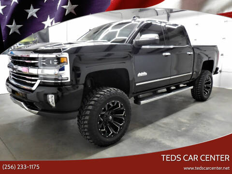 2016 Chevrolet Silverado 1500 for sale at TEDS CAR CENTER in Athens AL