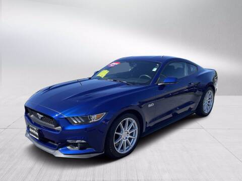 2016 Ford Mustang for sale at Fitzgerald Cadillac & Chevrolet in Frederick MD