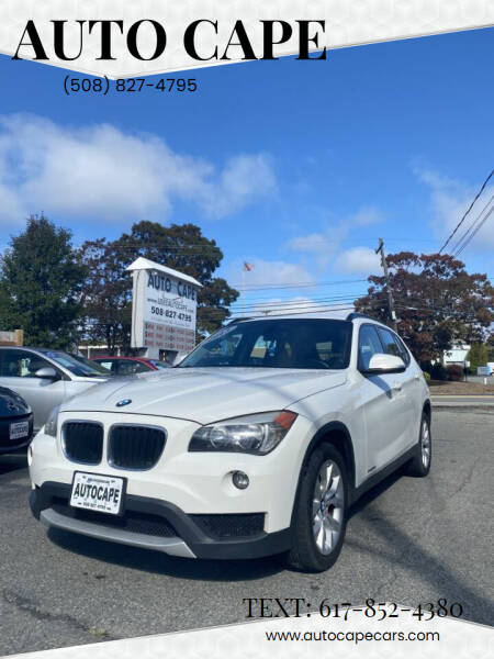 2013 BMW X1 for sale at Auto Cape in Hyannis MA