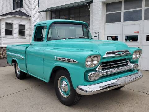 1959 Chevrolet Apache for sale at Carroll Street Auto in Manchester NH