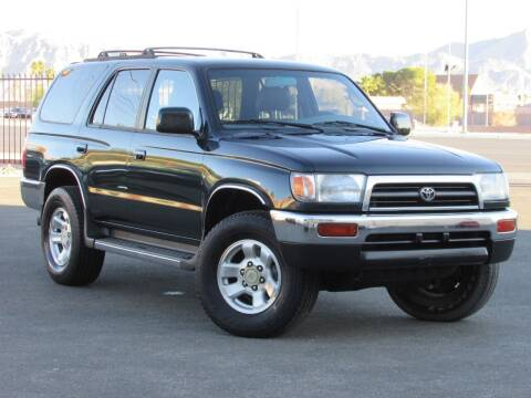 1997 Toyota 4Runner for sale at Best Auto Buy in Las Vegas NV