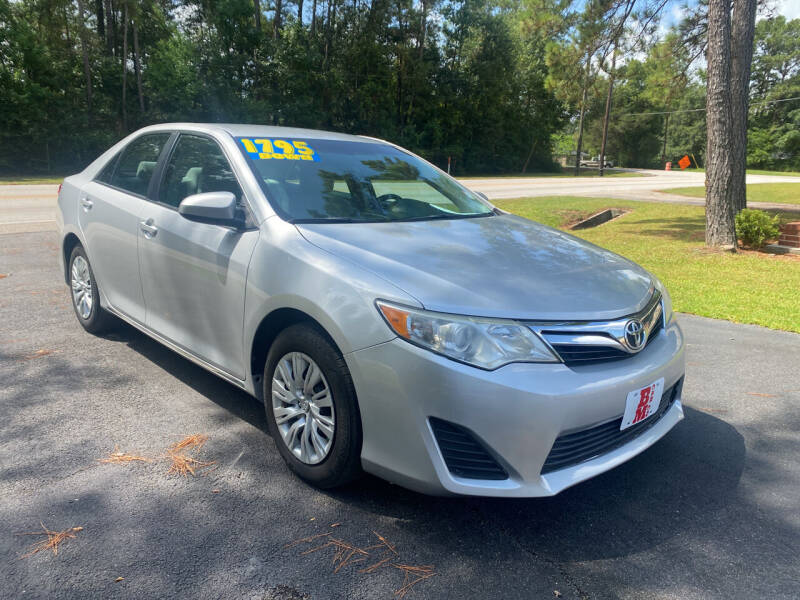2014 Toyota Camry for sale at B & M Car Co in Conroe TX