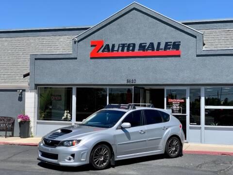 2011 Subaru Impreza for sale at Z Auto Sales in Boise ID