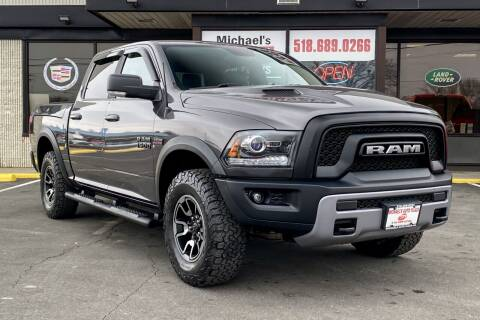 2016 RAM Ram Pickup 1500 for sale at Michaels Auto Plaza in East Greenbush NY