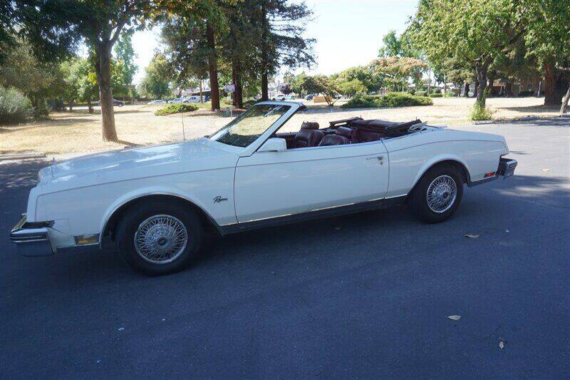 1984 Buick Riviera 2dr Convertible - Fremont CA