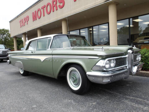 1959 Ford Edsel for sale at TAPP MOTORS INC in Owensboro KY