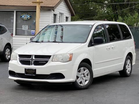 2012 Dodge Grand Caravan for sale at Kugman Motors in Saint Louis MO