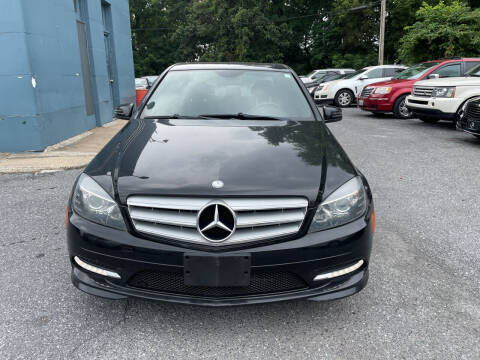 2011 Mercedes-Benz C-Class for sale at Kars on King Auto Center in Lancaster PA