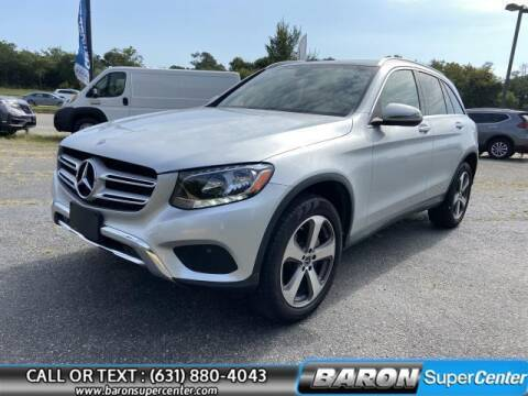 2019 Mercedes-Benz GLC for sale at Baron Super Center in Patchogue NY