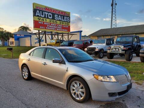 2011 Lincoln MKZ for sale at Mox Motors in Port Charlotte FL