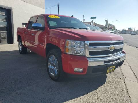 2011 Chevrolet Silverado 1500 for sale at CHURCHILL AUTO SALES in Fallon NV
