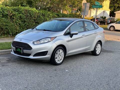 2016 Ford Fiesta for sale at Reis Motors LLC in Lawrence NY