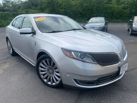 2013 Lincoln MKS for sale at Bob Karl's Sales & Service in Troy NY