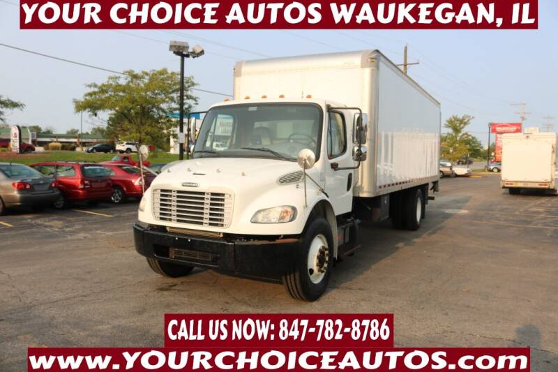 2017 Freightliner M2 106 for sale at Your Choice Autos - Waukegan in Waukegan IL