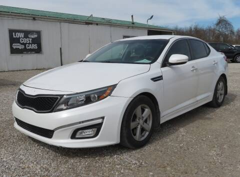 2015 Kia Optima for sale at Low Cost Cars in Circleville OH