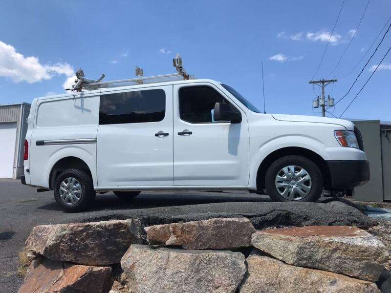 2013 Nissan NV Cargo 2500 HD SV 3dr Cargo Van (V6) - Gloucester MA