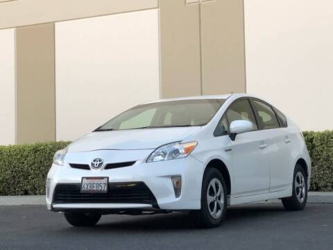 2012 Toyota Prius for sale at Carfornia in San Jose CA