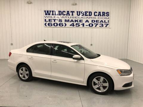 2013 Volkswagen Jetta for sale at Wildcat Used Cars in Somerset KY