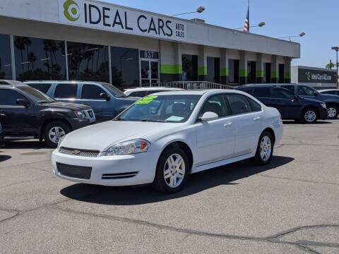 2014 Chevrolet Impala Limited for sale at Ideal Cars in Mesa AZ
