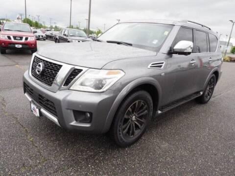 2017 Nissan Armada for sale at Karmart in Burlington WA