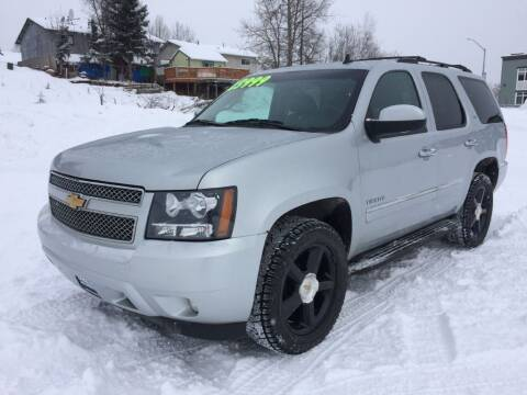 2013 Chevrolet Tahoe for sale at Delta Car Connection LLC in Anchorage AK