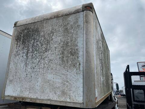 2009 SUPREME DRY BOX for sale at Orange Truck Sales - Fabrication, Lift gate and body in Orlando FL