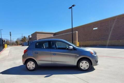 2020 Mitsubishi Mirage for sale at International Auto Sales in Garland TX