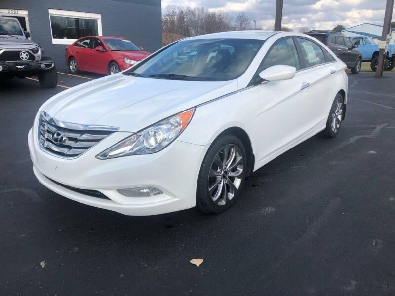 2012 Hyundai Sonata for sale at Eagle Auto LLC in Green Bay WI