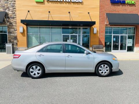 2010 Toyota Camry for sale at Bluesky Auto in Bound Brook NJ