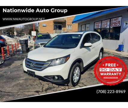 2013 Honda CR-V for sale at Nationwide Auto Group in Melrose Park IL