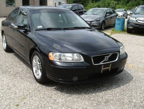 2007 Volvo S60 for sale at Cars R Us Of Kingston in Kingston NH