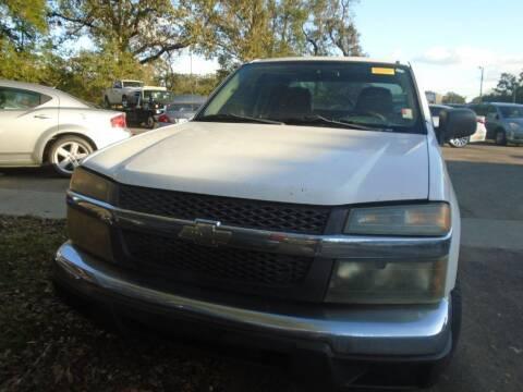 2006 Chevrolet Colorado for sale at Alabama Auto Sales in Semmes AL
