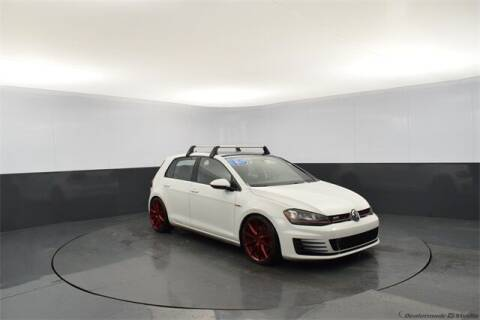 2015 Volkswagen Golf GTI for sale at Tim Short Auto Mall in Corbin KY