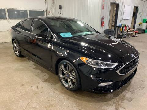 2017 Ford Fusion for sale at Premier Auto in Sioux Falls SD